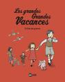 Couverture Les grandes Grandes vacances, tome 1 : Drôle de guerre Editions Bayard (BD - Kids) 2019