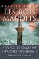 Couverture Les rois maudits, intégrale Editions Plon 2013