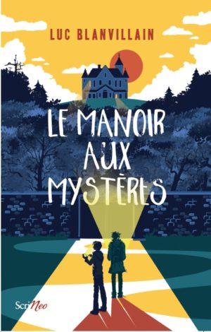 Couverture Le Manoir aux mystères