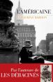 Couverture L'américaine Editions Les Escales (Domaine français) 2019