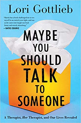 Couverture Maybe You Should Talk to Someone