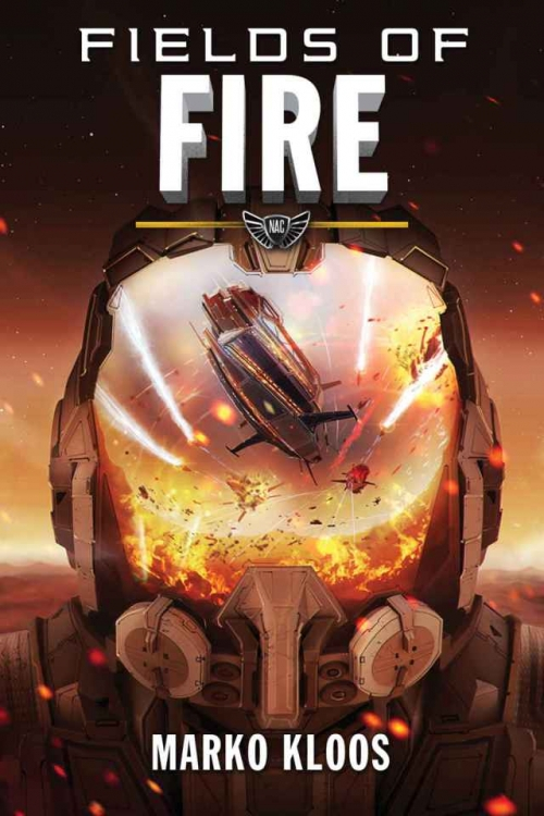 Couverture Frontlines, book 5: Fields of Fire