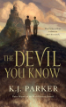 Couverture The Devil You Know Editions Tom Doherty Associates 2016