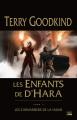 Couverture Les Enfants de D'Hara, tome 2 : Les Carnassiers de la Haine Editions Bragelonne 2019