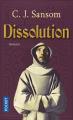 Couverture Dissolution Editions Pocket 2018