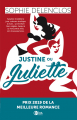 Couverture Justine ou Juliette Editions Diva (Romance) 2019