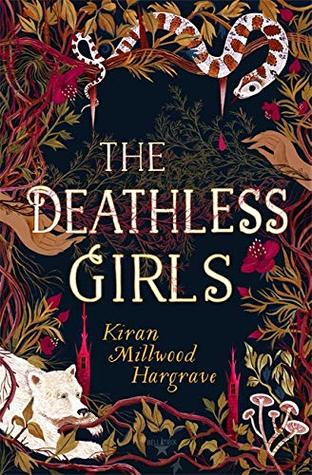 Couverture The Deathless Girls