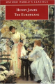 Couverture Les Européens Editions Penguin books (Classics) 1878
