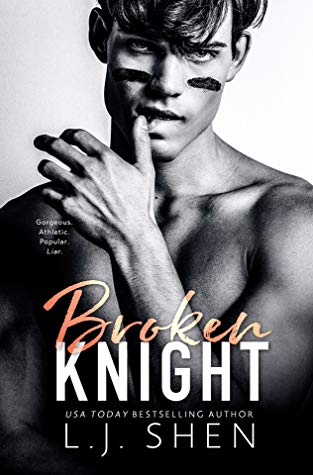 Couverture All Saints High, book 2: Broken Knight