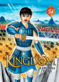 Couverture Kingdom, tome 24 Editions Meian 2019