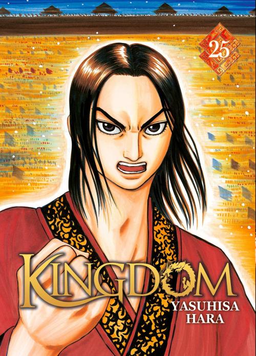 Couverture Kingdom, tome 25