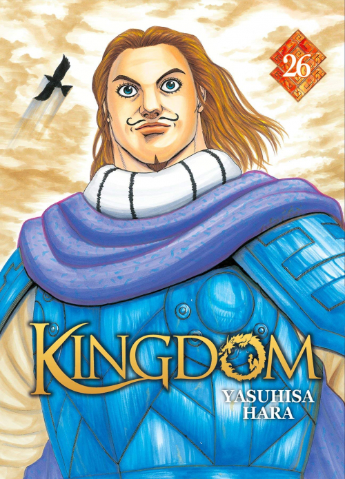 Couverture Kingdom, tome 26
