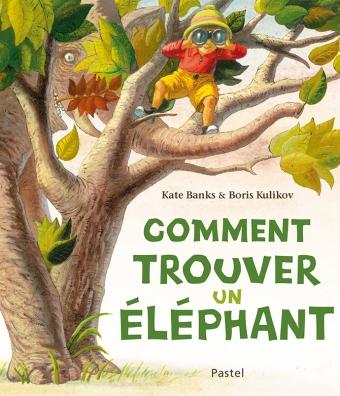 Couverture Comment trouver un éléphant