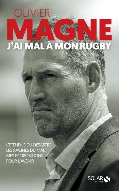 Couverture J'ai mal à mon rugby