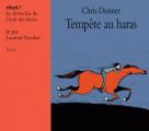 Couverture Tempête au haras Editions L'école des loisirs (Chut !) 2012
