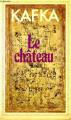 Couverture Le château Editions Flammarion (GF) 1984