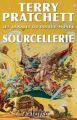 Couverture Les Annales du Disque-Monde, tome 05 : Sourcellerie Editions L'Atalante 2012