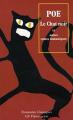 Couverture Le chat noir et autres contes fantastiques / Le chat noir et autres nouvelles / Le chat noir Editions Flammarion (GF - Etonnants classiques) 1997