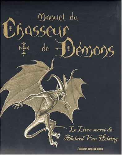 Couverture Manuel du Chasseur de Démons