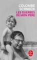 Couverture Les guerres de mon père Editions Le Livre de Poche 2019