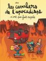 Couverture Les cavaliers de l'apocadispe, tome 2 : n'ont pas fait exprès Editions Dupuis 2019