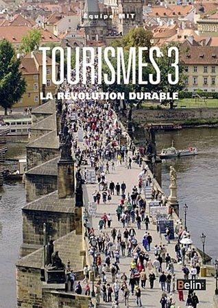 Couverture Tourismes 3 : La Révolution Durable