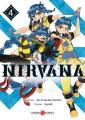 Couverture Nirvana, tome 4 Editions Doki Doki 2019