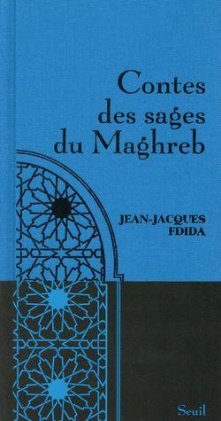 Couverture Contes des Sages du Maghreb