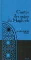 Couverture Contes des Sages du Maghreb Editions Seuil (Contes des sages) 2015