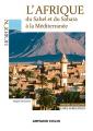 Couverture L'Afrique du Sahel et du Sahara à la Méditerranée Editions Armand Colin 2017