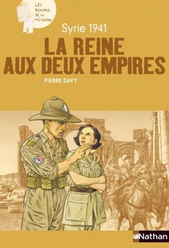 Couverture Syrie 1941 : La reine aux deux empires