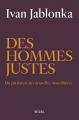 Couverture Des hommes justes Editions Seuil 2019