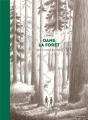 Couverture Dans la forêt Editions Sarbacane (BD) 2019