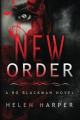 Couverture Bo Blackman, Book 2 : New Order Editions CreateSpace 2014