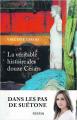 Couverture La véritable histoire des douze Césars Editions Perrin 2019