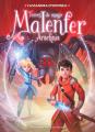 Couverture Malenfer, cycle 2 : Terre de magie, tome 3 : Arachnia Editions Flammarion (Jeunesse) 2019