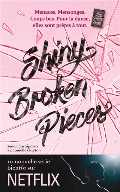 Couverture Tiny Pretty Things, tome 2 : Shiny Broken Pieces