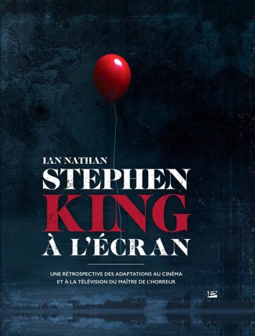Couverture Stephen King à l'écran
