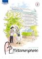 Couverture BL Métamorphose, tome 2 Editions Ki-oon (Seinen) 2019