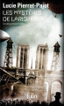 Couverture Les mystères de Larispem, tome 1 : Le sang jamais n'oublie Editions Folio  (SF) 2019