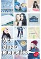 Couverture Nos âmes jumelles, tome 3 : Nos âmes plurielles Editions Le Livre de Poche (Jeunesse) 2019