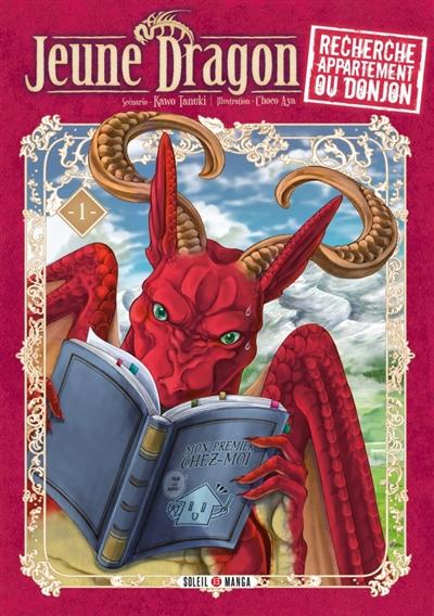 Couverture Jeune dragon recherche appartement ou donjon, tome 1
