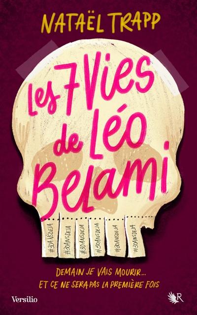 Couverture Les 7 vies de Léo Belami