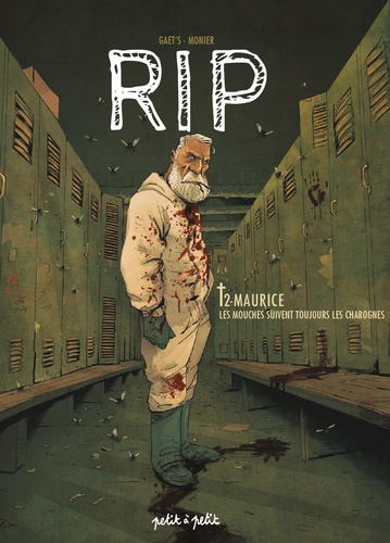 Couverture RIP, tome 2 : Maurice