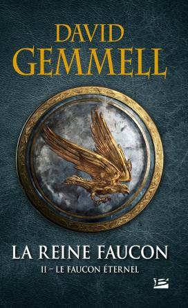 Couverture La Reine Faucon, tome 2 : Le Faucon Eternel