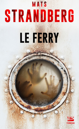 Couverture Le ferry
