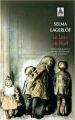 Couverture Le livre de Noël Editions Actes Sud 2007