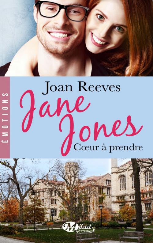 Couverture Jane Jones : Coeur à prendre