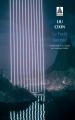 Couverture La trilogie des trois corps, tome 2 : La forêt sombre Editions Babel 2019