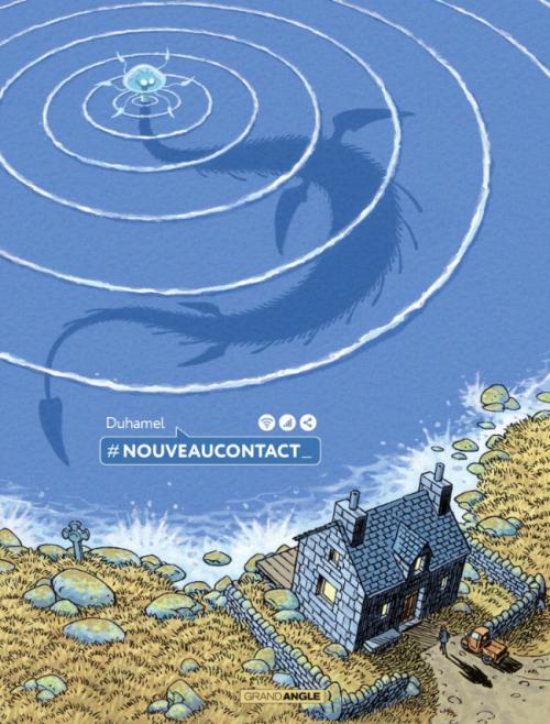 Couverture #NOUVEAUCONTACT_